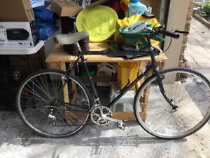 VINTAGE NISHIKI TEN SPEED BICYCLE !!