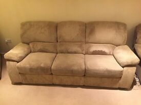 Sofa set recliner
