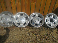 "16"" Aluminum rims for Ford Superduty"