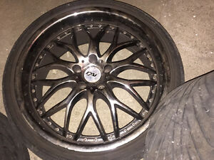 Rims on Tires 19 inch Kitchener / Waterloo Kitchener Area image 5