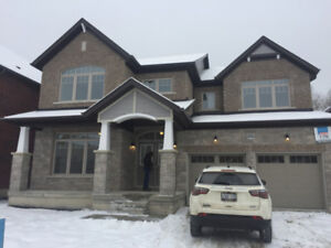INNISFIL BRAND NEW HOUSE FOR LEASE...4 BEDROOMS