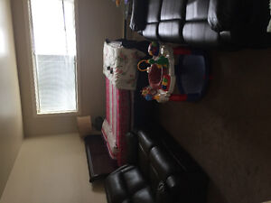 Fully furnished one bedroom suite available for short term rent