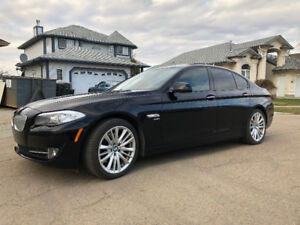 2012 BMW 550 xDrive w/ 75000 kms