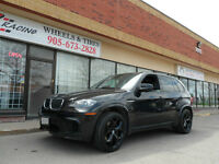 Y Spoke Black Rims for BMW X5 X6 Staggered Call : 905 673 2828