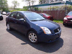 2008 Nissan Sentra Sedan Comes With Sefety & E Test