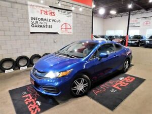 Honda Civic Sedan Coupe Auto EX 2014