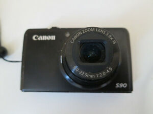Canon S90 Camera for parts