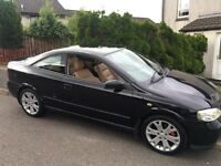 2001 VAUXHALL ASTRA BERTONE COUPE MAY SWAP/PX