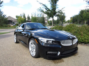 2012 BMW Z4 3.5is Convertible Only 17,000km Very Rare!