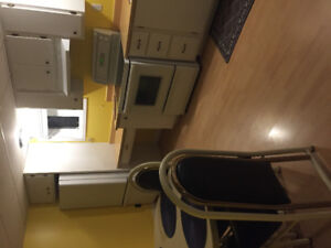 One bedroom partially furnished basement apartment