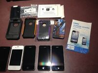 Clean iPhones 4s for sale 16g up to 32g PRICES NEGOTIABLE