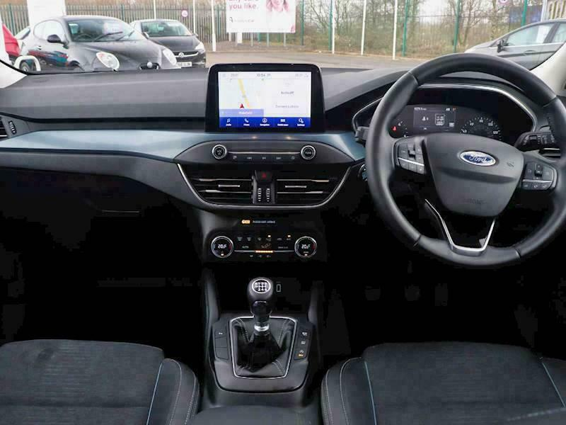 2019 Ford Focus 1.5 EcoBlue 120 Active X 5dr Estate Diesel Manual
