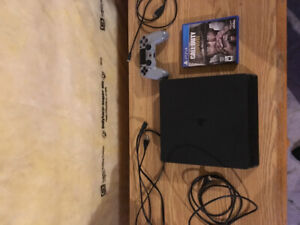 PS4 1TB (1000GB) With Game