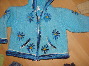 sweater size 2
