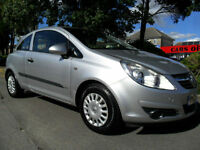 VAUXHALL CORSA 1.0 2007 59000 MILES COMPLETE WITH M.O.T HPI INC WARRANTY