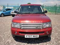 Land Rover Range Rover Sport 3.6 TDV8 SPORT HSE (FREE FUEL + 6 MONTHS PARTS &am