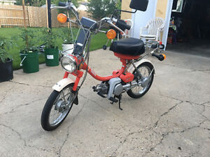 1979 Yamaha QT 50