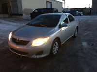 2009 Toyota Corolla CE /private sale