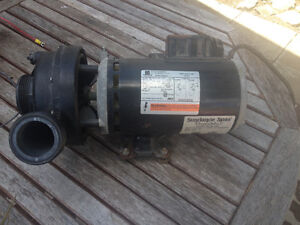 Sundance Spas TheraMax pump hot tub motor w/ wet end