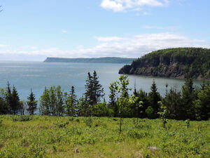 Oceanfront/view Development near Parrsboro