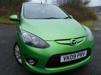 2009 09 MAZDA 2 1.5 SPORT 5D 102 BHP ** 2 OWNERS WITH ONLY 54K **