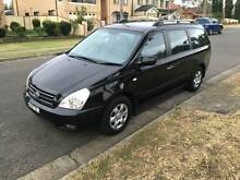 2008 Kia Ex Grand 7 seater Automatic Long Rego Tarago 7seater Rooty Hill Blacktown Area Preview