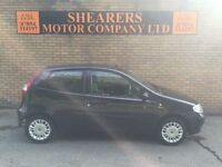 + 06 REG FIAT PUNTO ONLY 73 K AND FSH + ONLY £1150 +