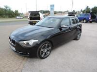 BMW 1 Series 5dr PETROL MANUAL 2013/63