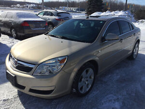 2007 SATURN AURA XE LEATHER !!CERTIFIED!! FINANCING AVAILABLE!!