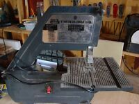 "10"" Bench Band Saw"
