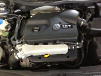 1.8l turbo engine out of  2001 jetta