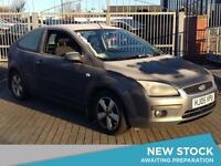 2005 FORD FOCUS 1.6 Zetec [115] [Climate Pack]