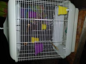 cage a oiseau Hagen