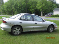 2001 Pontiac Sunfire SLX Berline