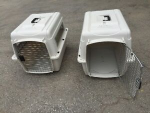 3 Pet kennel carriers best offer and will separate
