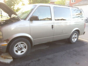 2003 GMC Safari Minivan, Van, ONE owner, truck