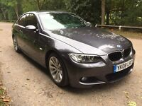 BMW 320d M SPORT (ONE OWNER)