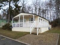 Spacious 2005 Brentmere Lodge for sale at Percy Wood Country Park