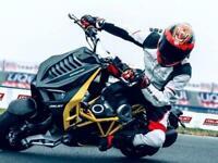 ItalJet Dragster 200cc 2020 First Edition Not Gilera, Piaggio, Yamaha