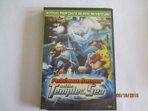 Pokemon Ranger and the Temple of the Sea - DVD Movie