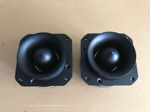 JBL 2402 bullet tweeter (pair)