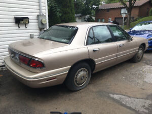 99 Buick LeSabre gold for sale