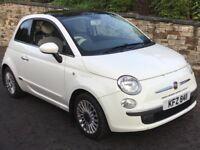 Fiat 500 1.4 16v Lounge 3dr
