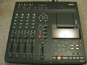 YAMAHA Multitrack MD Recorder MD-4