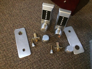Keyless entry locks (2)