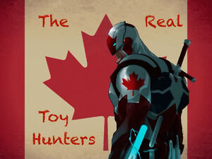 The Real Canadian Toy Hunters are Coming Back Home