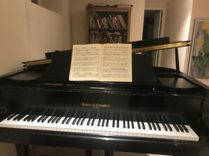 """6'1"""" Grand Piano (with video sample) - free delivery in GTA"""