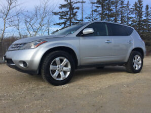 2006 Nissan Murano AWD *Excellent Condition*