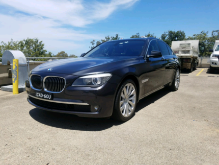 2011 BMW 740i Rockdale Rockdale Area Preview