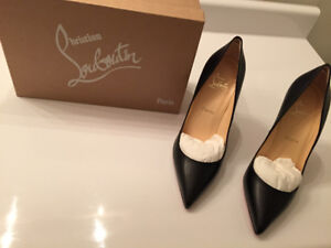 Authentic Christian Louboutin Pigalle in size 9